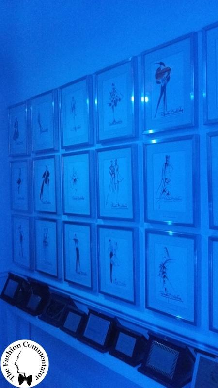 AltaRoma 2014 - Renato Balestra event at his atelier