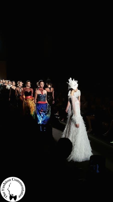 AltaRoma 2014 - Curiel Couture