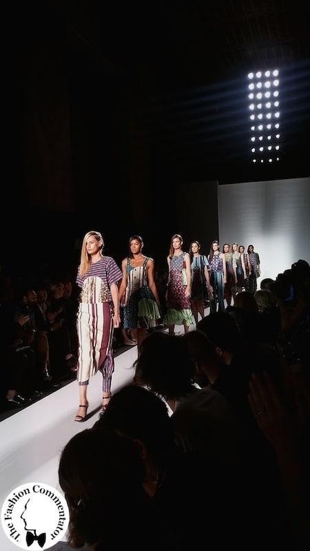 AltaRoma 2014 - ITC's Ethical Fashion Show
