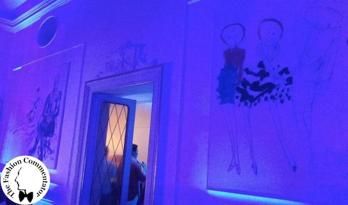 ALTAROMA 2014 - BE BLUE BE BALESTRA - interno atelier