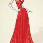 Red Valentino sketch