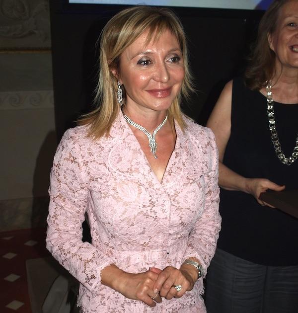 Damiani 90th Anniversary exhibition in Florence - Silvia Damiani