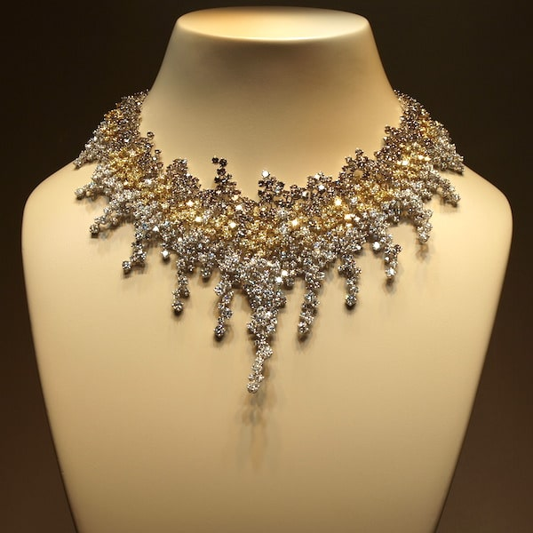 Damiani 90th Anniversary exhibition in Florence - Vulcania