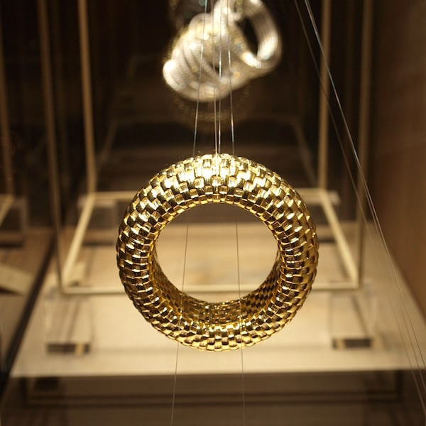 Damiani 90th Anniversary exhibition in Florence - The Weel