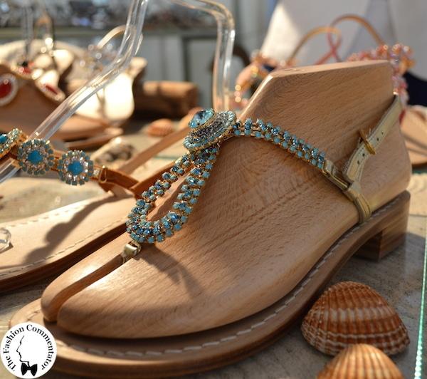 Fashion in Flair 2014 - Dea Sandals Capri