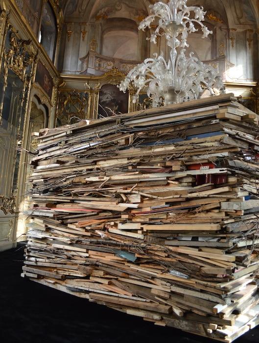 KRIZIA exhibition in Palazzo Litta