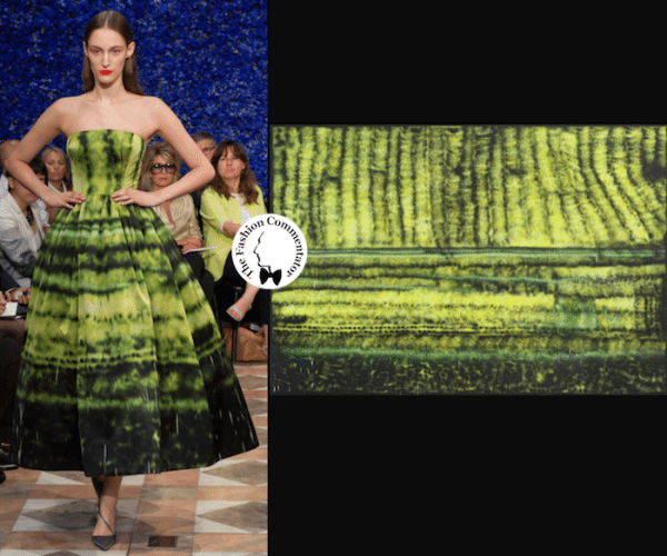 Dior and I - Raf Simons first couture collection - Couture Fall 2012 - Sterling Ruby inspiration