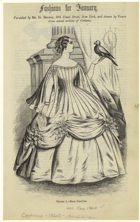 Harper's Magazine - 1860