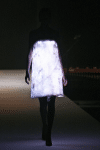 Hussein Chalayan - FW 2007 - Led dress