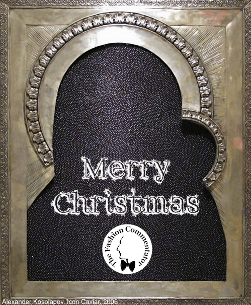 Merry Christmas - The Fashion Commentator