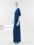 Paul Poiret - 1912 - MET New York
