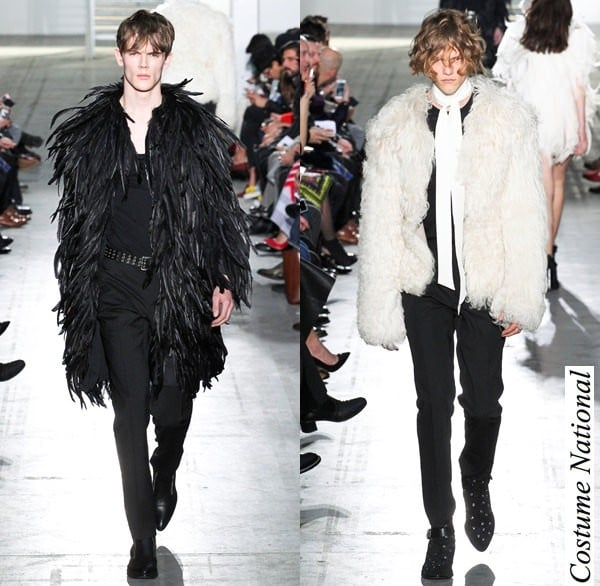 Costume National Men FW 2015