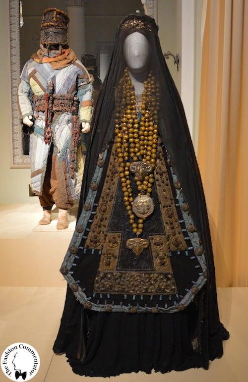 Omaggio al Maestro Piero Tosi - costumes from Medea (1969)