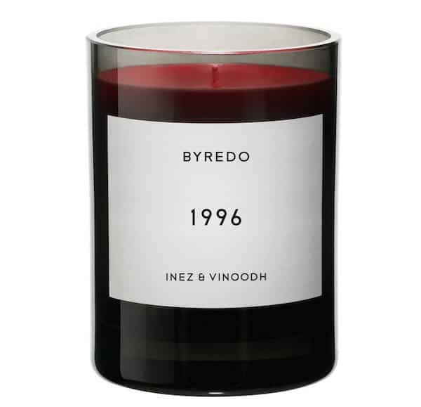 BYREDO 1996 INEZ and VINOODH candle