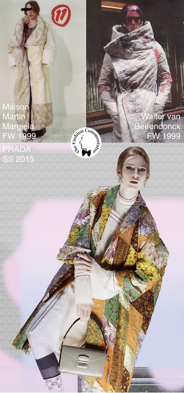 FashionLoop - Prada ss2015 - Margiela fw1999 - Walter van Beirendonck fw1999