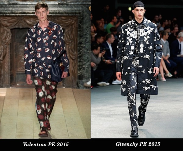 Floral Patterns SS2015