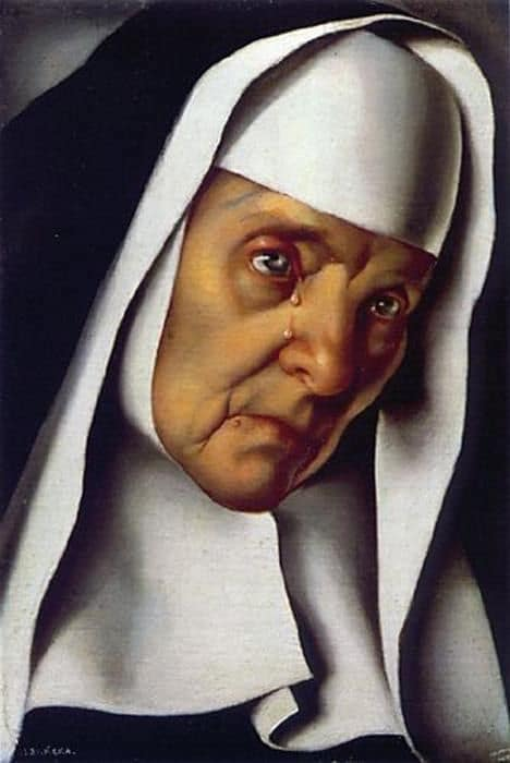 Tamara de Lempicka - Mother Superior