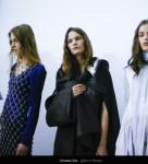 Backstage Dior Haute Couture fw 2015 Bruno Rinaldi