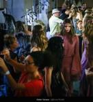 Backstage Versace Haute Couture fw 2015 Bruno Rinaldi