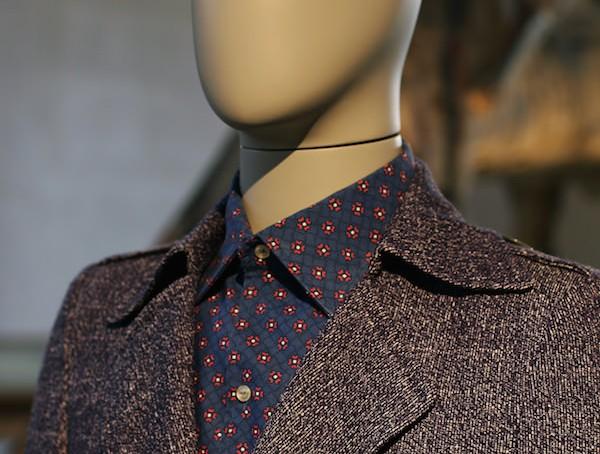 Il Signor Nino - Pitti Uomo 88 - detail