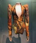 Savage Beauty London - room 2 - jacket detail - credits Vogue UK
