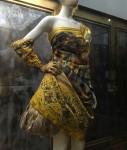 Savage Beauty London - room 3 - golden detail - credits Vogue UK