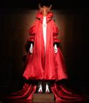 Savage Beauty London - room 5 - central dress - credits Fashion Telegraph UK