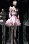 Savage Beauty London - room 7 - dress - credits Vogue UK
