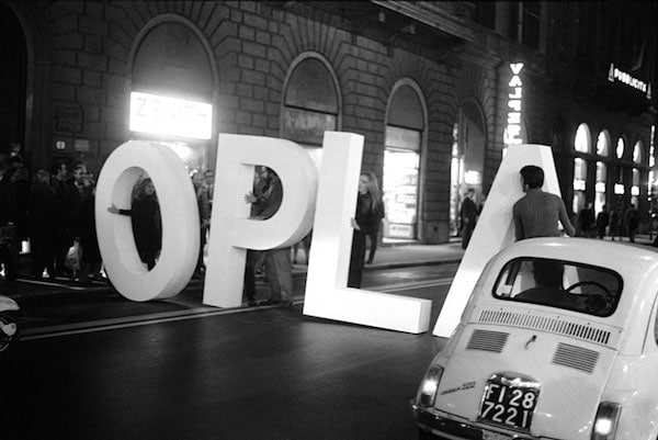 arte contemporanea a firenze 2015 - Paolo Scheggi