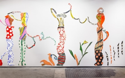 arte contemporanea a firenze 2015 - betty woodman