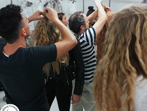 Antonio Marras - Spring Summer 2016 hairstyle