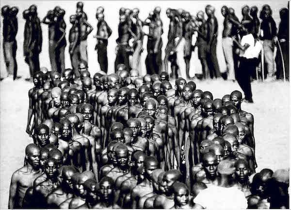 FINE IS ART. 25 Scatti d'Autore - Romano Cagnoni, Biafra 1976