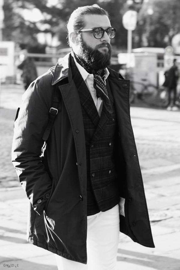 Pitti Uomo 89 streetstyle by Male