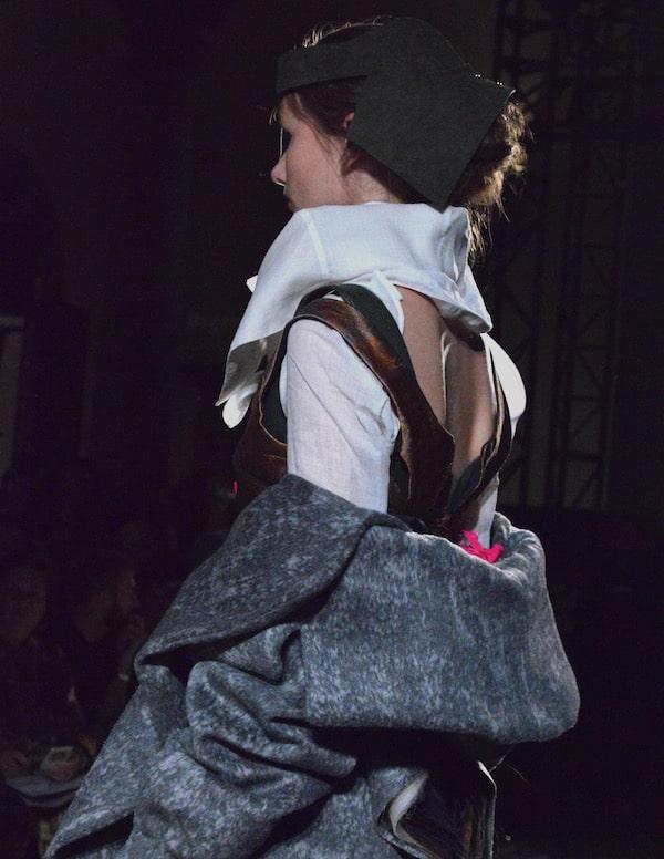 Polimoda Fashion Show - Aysegül Yazicioglu