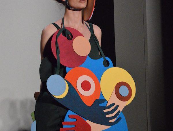 Polimoda Fashion Show - Deborah Segun