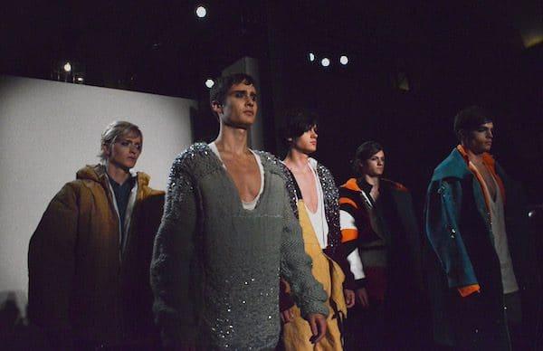 Polimoda Fashion Show - Elizaveta Burtseva