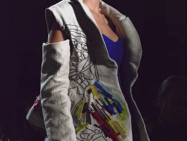 Polimoda Fashion Show - Farah Waly