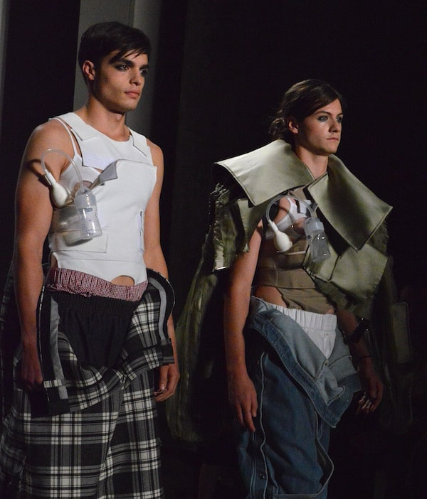 Polimoda Fashion Show - Federico Cina