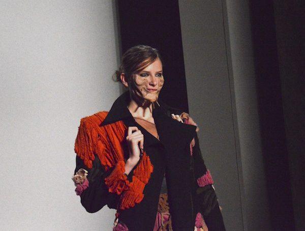 Polimoda Fashion Show - Greta Giannini
