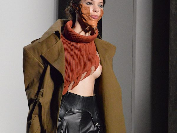 Polimoda Fashion Show - Greta Giannini