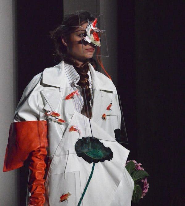 Polimoda Fashion Show - Lai Shu Lin