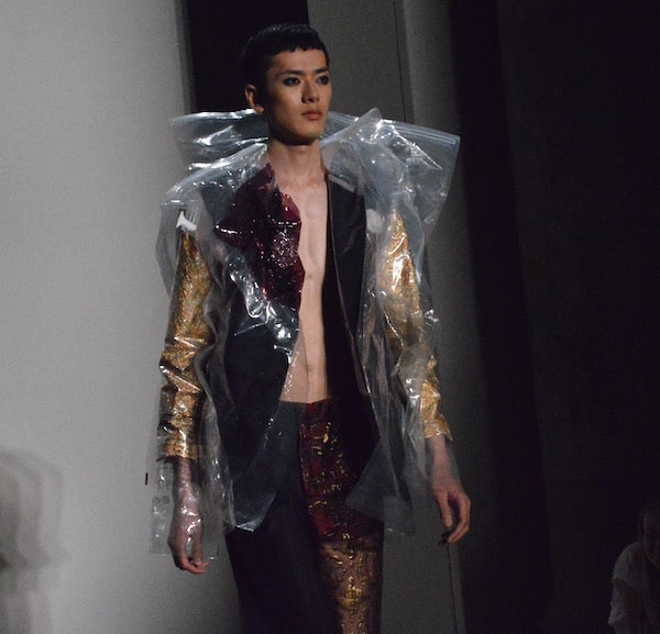 Polimoda Fashion Show - Maximiliano Ruelas