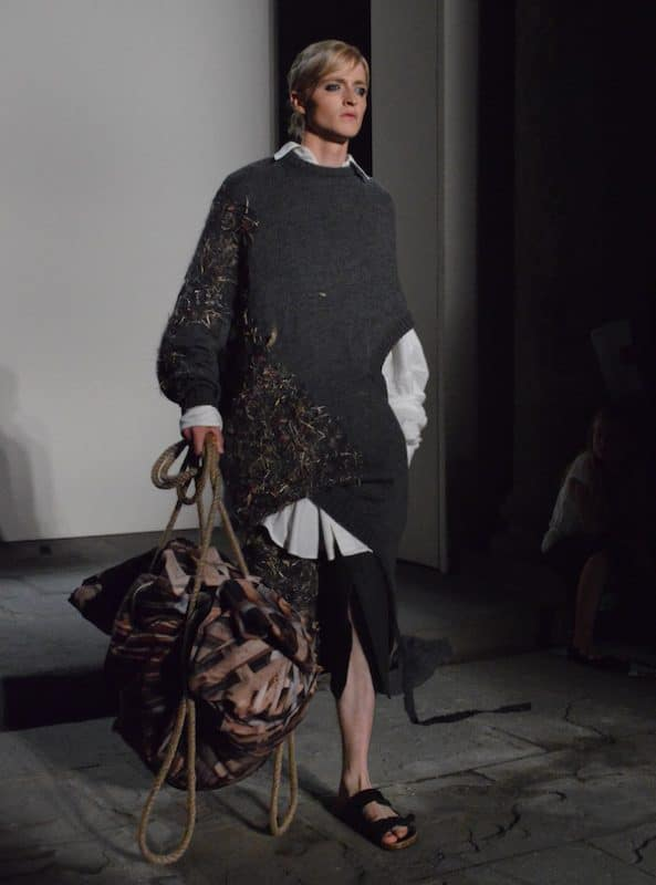 Polimoda Fashion Show - Miranda Hochkoeppler