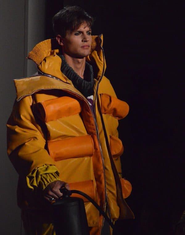 Polimoda Fashion Show - Olga Yasyukova