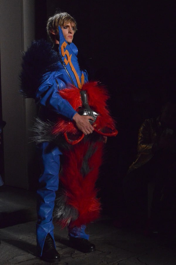 Polimoda Fashion Show - Pierpaolo Grasso