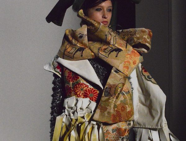 Polimoda Fashion Show - Rina Sawayama