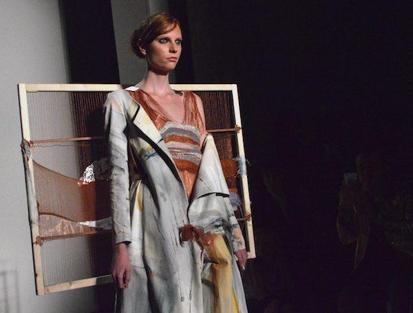 Polimoda Fashion Show - Sofia Castaneda