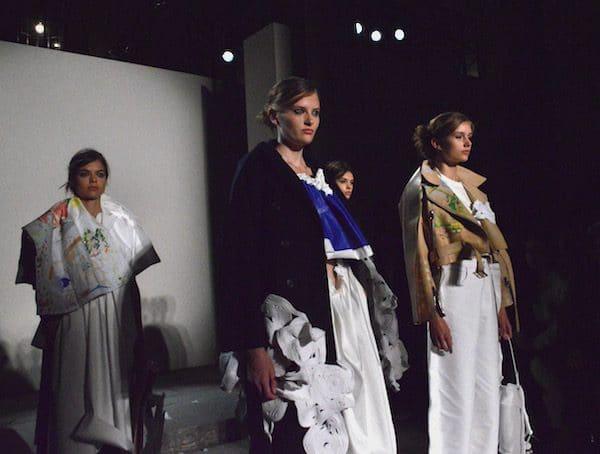 Polimoda Fashion Show - Sofia Mollberg