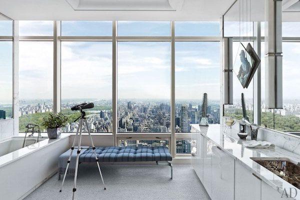 wishlist - giancarlo giammetti new york house