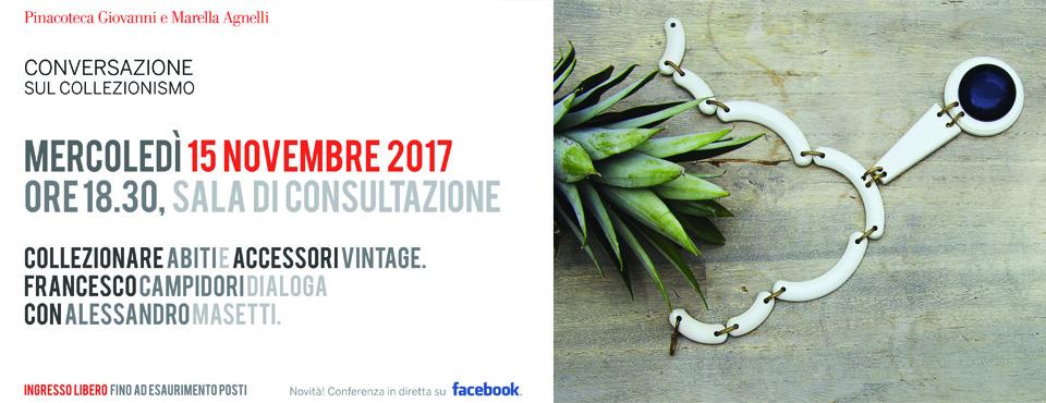 Conversazioni sul collezionismo - Campidori dialoga con Masetti